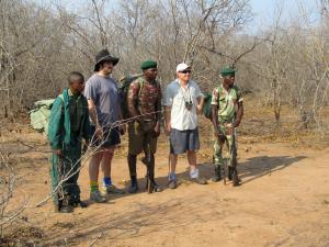Anti poaching patrol