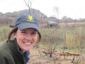 Jess and The Rhino
