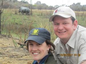The Moores On Safari